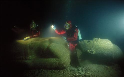 Pogledajte pravu Atlantidu: Naučnici oživeli Iraklion, grad koji je potonuo pre 1.200 godina
