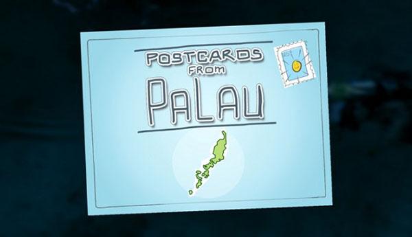 Razglednice sa PALAU ostrva