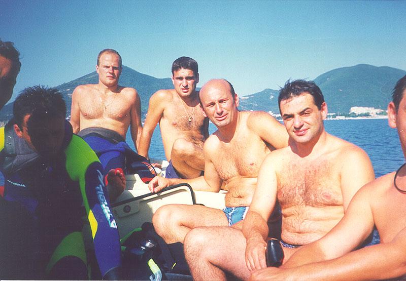 Bečići 1999. i Rafailovići 2000.