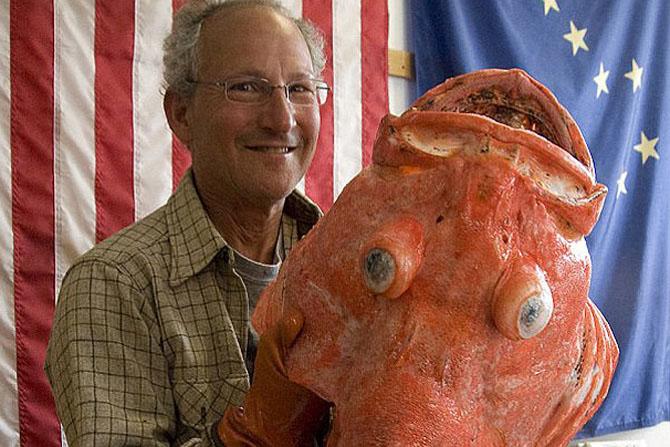 ALJASKA: Upecao ribu staru 200 godina!