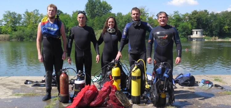 Ekološka akcija čišćenja vojvođanskih jezera
