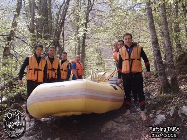 Rafting Tara - 2006 (33)