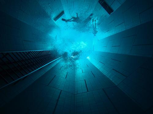 U Italiji se gradi najdublji bazen na svetu