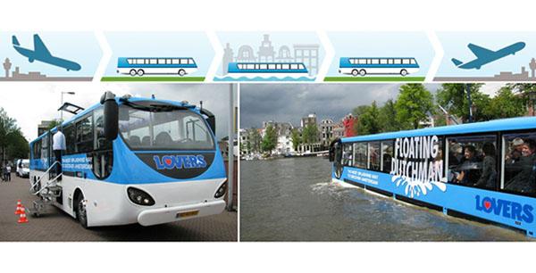 Autobus amfibija