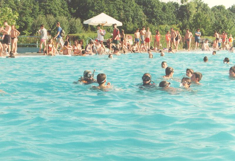 Obuka na bazenu 1997 (12)