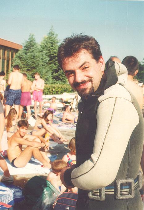 Obuka na bazenu 1997 (6)