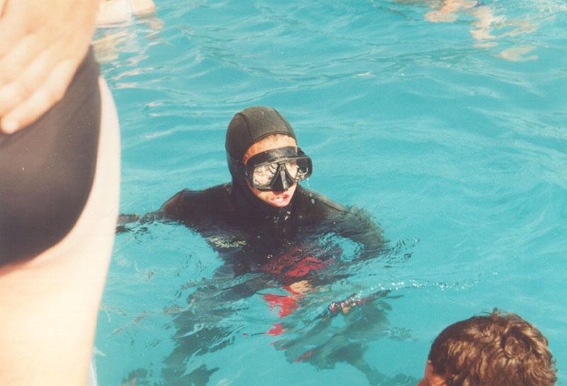 Obuka na bazenu 1997 (7)