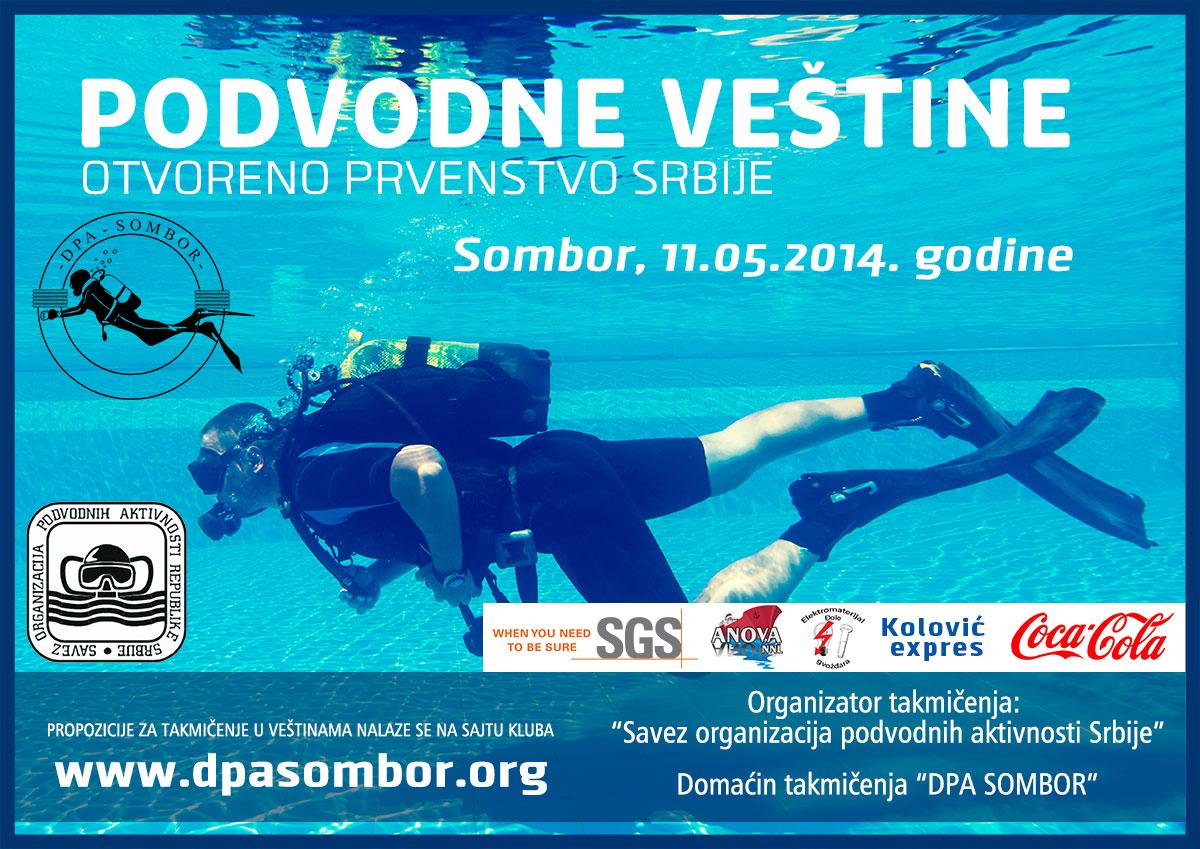 Podvodne veštine 2014.