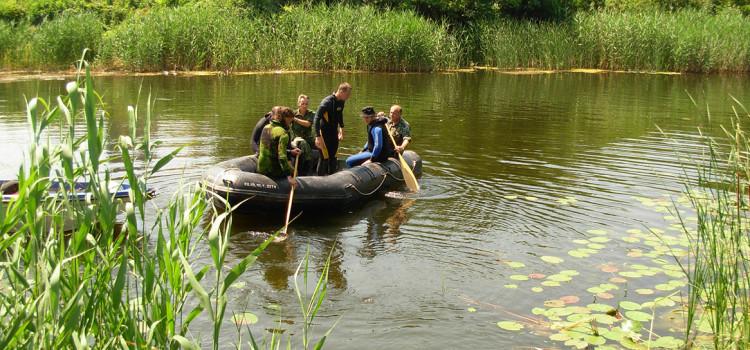 Sticanje veština u spasavanju na vodi