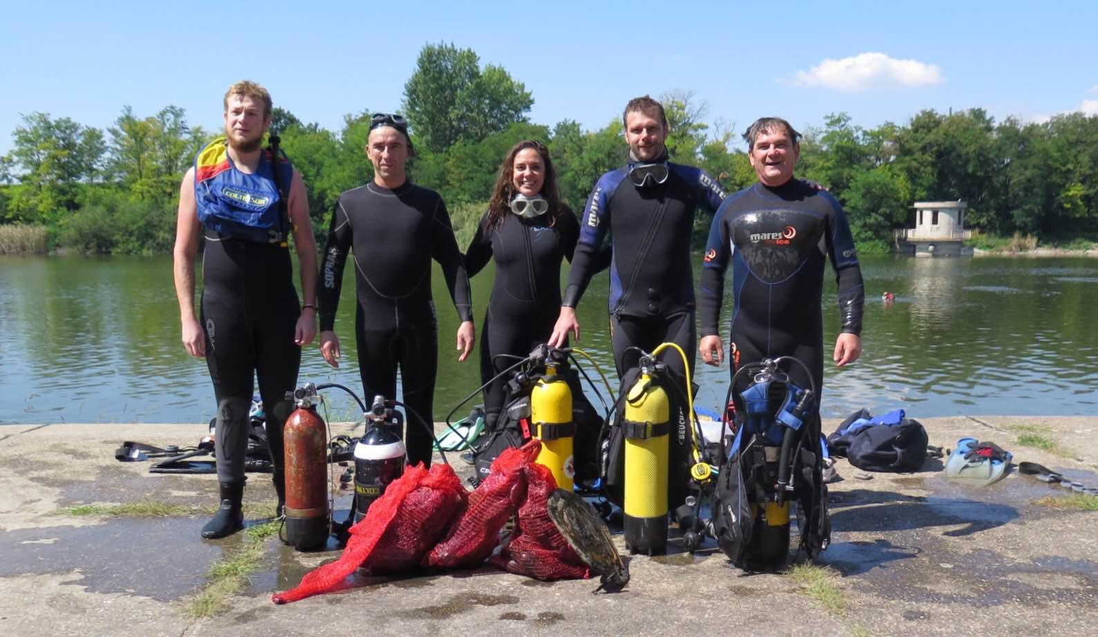 EKO akcija ciscenja vojvodjanskih jezera (4)