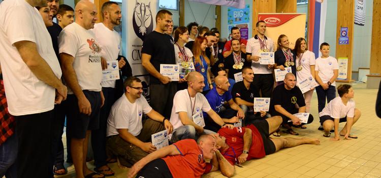 Отворено првенство Војводине и Зимски куп Србије у статичкој и динамичкој апнеи