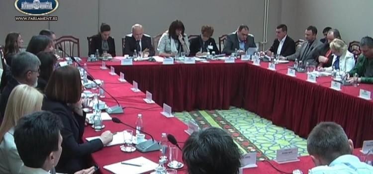 Sednica u Skupštini AP Vojvodine