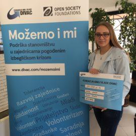 Podrška stanovništvu u zajednicama pogođenim izbegličkom krizom u Srbiji
