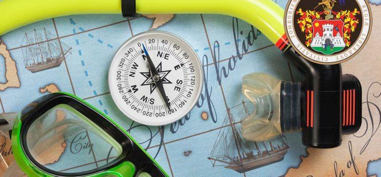 "Obuka za zvanje ""Podvodni navigator"""