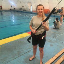 Podvodno streljaštvo